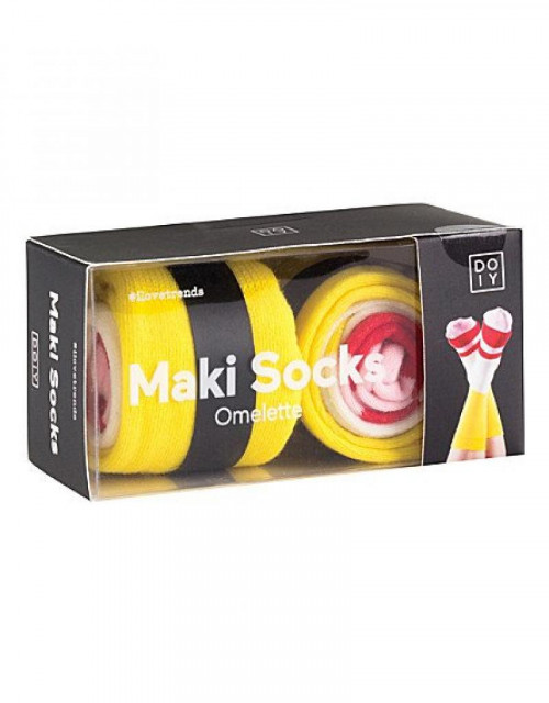 doiy-socks-sushi-maki-socks-omelette-yellow-red