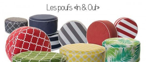 Poufs In & Out
