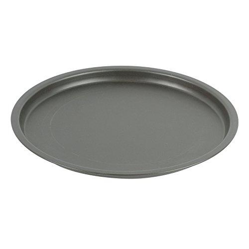 Excelsa 38988 Classic Baking Teglia per Pizza Rotonda, Acciaio, 32 cm