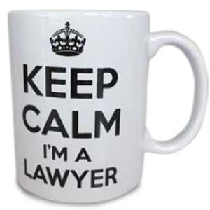 Keep Calm Lawyer