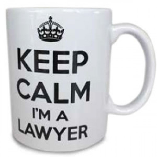 Keep Calm Lawyer
