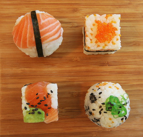 Ball-and-Cube-sushi
