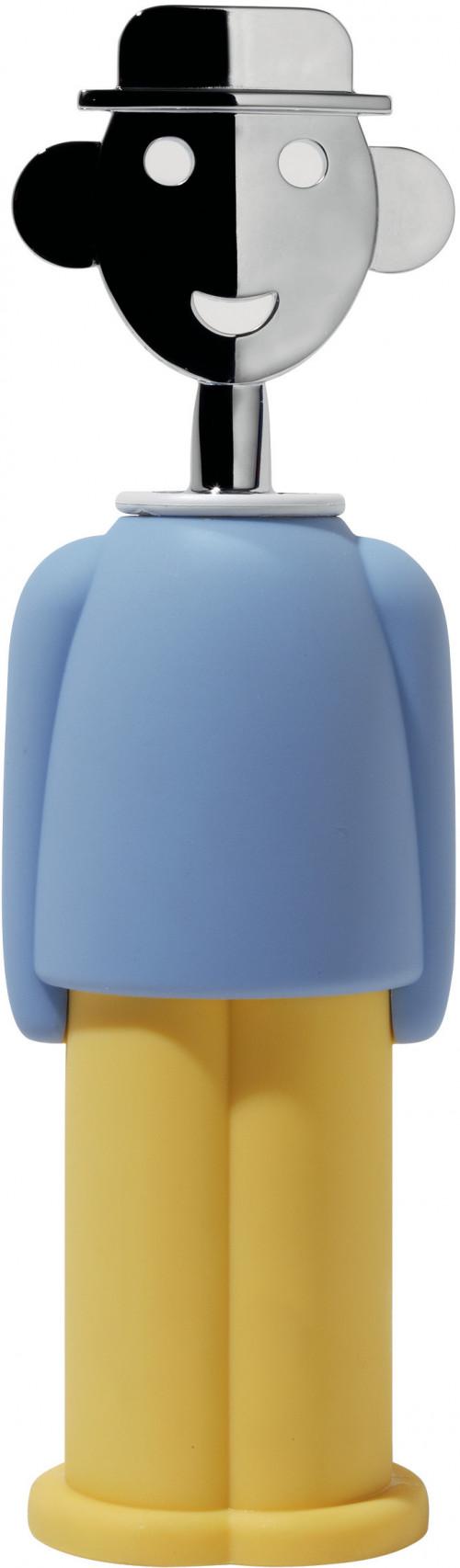 Alessandro.M-cavatappi-Alessi-azzurro-crema