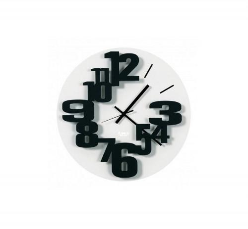 arti-e-mestieri-orologio-da-parete-perseo-nero