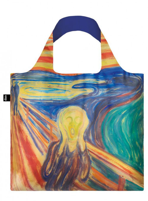 LOQI-Edvard-Munch-borsa-spesa-Collection-Museum