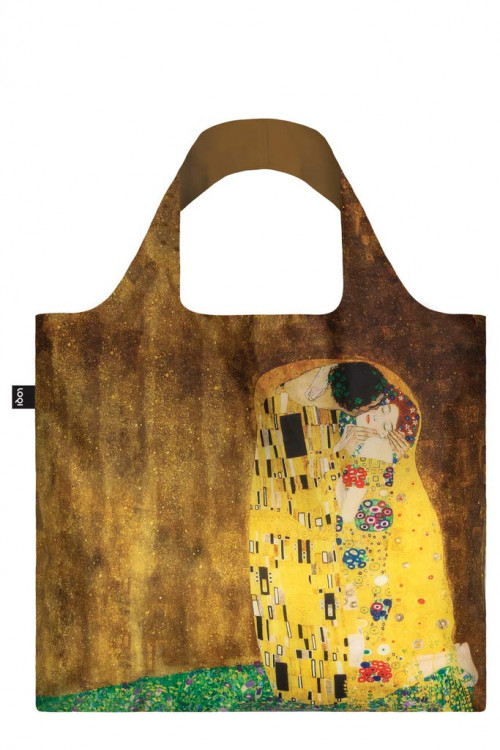 LOQI-Gustav-Klimt-borsa-spesa-Collection-Museum