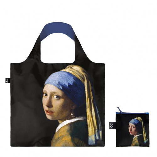 LOQI-Johannes-Vermeer-borsa-spesa-Collection-Museum-contenitore-incluso