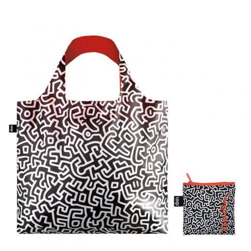 LOQI-Keith-Haring-borsa-spesa-Collection-Museum-contenitore-incluso (2)