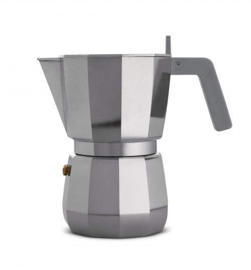 Moka caffettiera 6 tazze