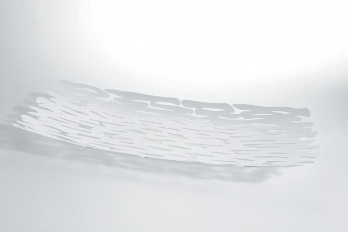 BARK centrotavola bianco